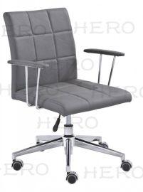 電鍍辦公椅 (6003)