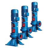 WL型排污泵,便拆式排污泵,直立式排污泵