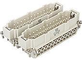 工业插头/HE-048-M/48芯/公芯/16A/500V