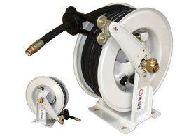 10-20米大管径自动回收卷管盘 加强伸缩型卷管器 润滑油卷盘 水管盘