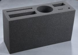 专业加工生产各种内托,冲型海绵包装制品