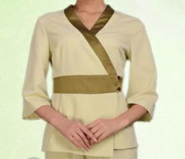 上海红万服饰 2020生产 定做上装 工作服装