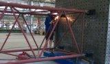 臂架柔性焊接工装|履带吊节臂架工装