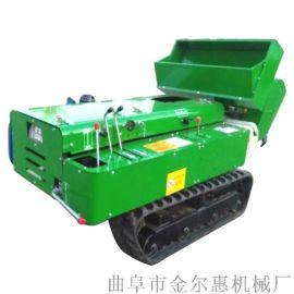 农用柴油动力施肥机/果园自走式开沟机