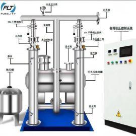 管中泵进口不锈钢无负压供水管中泵厂家