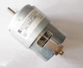 机械产品专用进口电机(RS-755VC-4540
