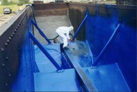 耐磨聚氨酯喷涂施工渣浆泵鼓风机防腐耐磨弹性体材料80SU