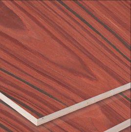 泛林酸枝科技木皮 UV高光饰面板 **家装材料 2-25mm实木板