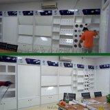 LED灯饰天花灯筒灯拆组装木展示柜商品柜