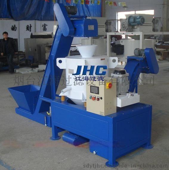 烟台JHSG金属甩干机安装工艺