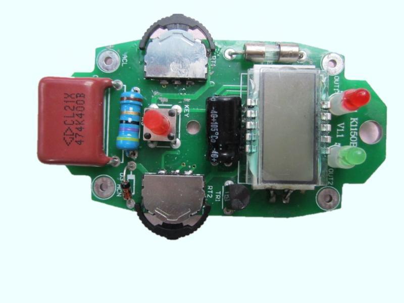 LCD液晶显示定时调温熏蒸机控制电路板PCB线路板电子产品开发设计