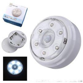 0606 红外LED灯传感器 圆形便利感应灯 红外感应灯 便捷感应灯
