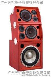 JP-8  专业音响 线阵音响 是用于会议室、多功能厅、小型演出的红色线阵音箱