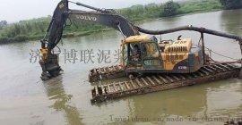 新疆工程排泥砂泵_挖掘机基坑污水泵_液压驱动矿业泵