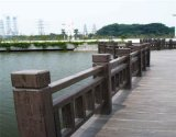 仿木护栏 水泥仿木护栏 河道护栏 景观护栏