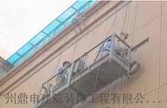 高空管道改造,安装