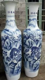 供应景德镇陶瓷大花瓶 手工大花瓶直销