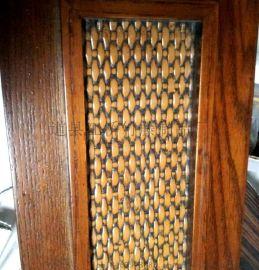 江桥竹藤生态装饰材料厂家定做酒店会所桑拿浴室 衣门柜饰面板 壁纸 墙纸