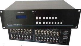 矩阵 8进8出  矩阵切换器 带音视频矩阵 支持串口 支持中控控制