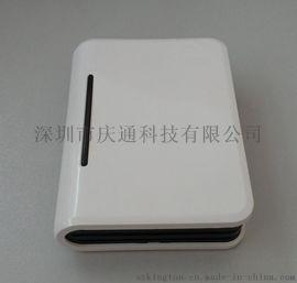 庆通RF-BOOK网络版读写器RFID停车场IC读卡器厂家