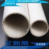 山东东营厂家生产PVC-U双壁中空螺旋管