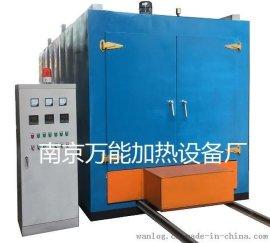 电动台车工业烘箱 自动进出 高温不锈钢烘干设备