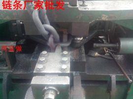 山东厂家促销高强度镀锌铁链 船用舱盖链 质优价廉