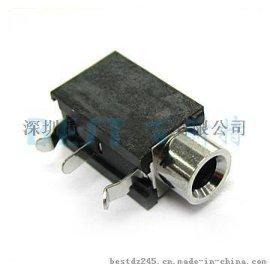 供应百斯特JML耳机插座pj/PJ-316 环保3.5耳机插座
