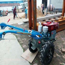 柴油机手扶拖拉机 农用拖拉机 可配套铧犁 拖车 旋耕机