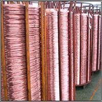 国标C1100紫铜线批发 1.0 1.5 2.0mm紫铜线 红铜丝价格