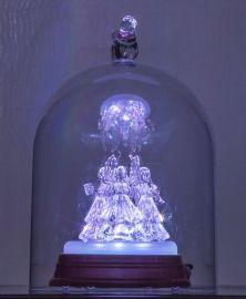 众天使 幸福的祈祷 旋转音乐盒