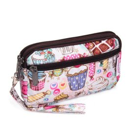 ViViSECERET品牌手机包零钱包休闲时尚手拿包礼品小包赠品包包