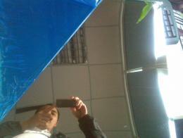 PVC油漆镜