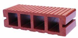 塑木/木塑地板、户外装饰 、空心DH10525