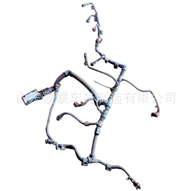一汽解放配件 新奥威 发动机线束 国五 国六车 图片 价格 厂家