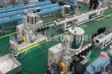 PVC16-40一齣二高效穿線管材生產線 電工管設備生產廠家