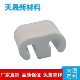 耐高温耐磨陶瓷垫片 绝缘散热垫 耐腐蚀抗图纸加工氧化铝陶瓷片