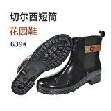 廠家批發女式短款花園鞋時尚簡約輕便雨鞋低幫水鞋套鞋雨靴廚房鞋