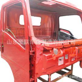 豪沃轻卡事故车驾驶室 小重汽豪沃驾驶室 豪沃轻卡保险杠配件