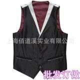 厂家生产定新款制西服绅士商务装制服男士修身时尚马夹西服马甲