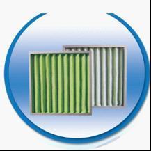 供应铝框板式过滤器 空气过滤器 中效过滤器 厂家直销
