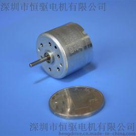 恒驱卷发器系列B2418M 超长寿命无刷马达 24VDC