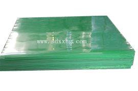 绿色超高分子量聚乙烯板材