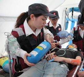 中国卫生队伍应急服装
