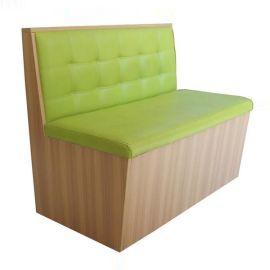 卡座带储物沙发, 茶餐厅沙发尺寸, 餐厅沙发定制
