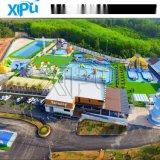 大型水上乐园 移动水上乐园 动漫水世界 充气滑梯 支架游泳池