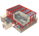 10m法矩形微波暗室
