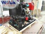 北京市政下水道清洗機/柴油機驅動下水管道疏通機