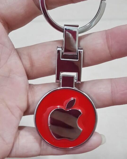 专业金属钥匙扣订制山东威海广告钥匙链制作厂家