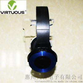 BT009蓝牙4.2金属拉丝TF插卡HIFI耳机
